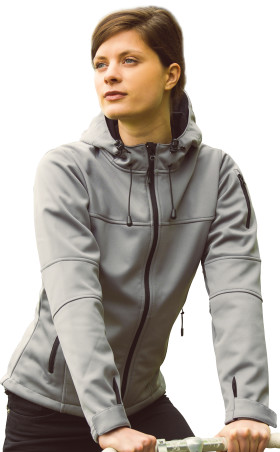 L'objet publicitaire Slazenger Ladies Soft Shell Jacket
