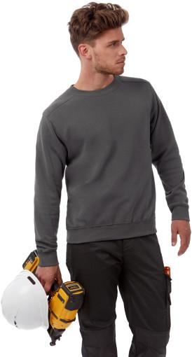 L'objet publicitaire B&C Hero Pro sweatshirt