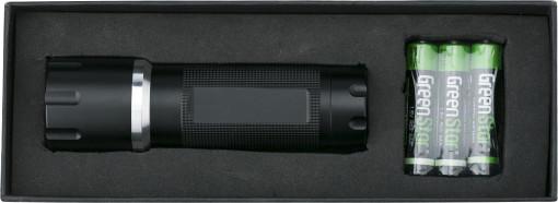 Imprimer l'objet publicitaire Lampe de poche 9 LED