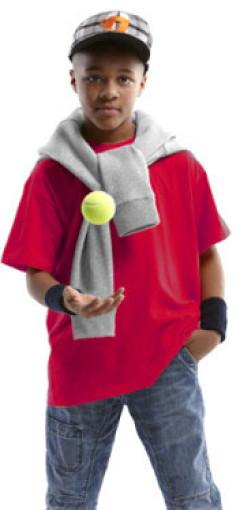 L'objet publicitaire T-shirt enfant Slazenger