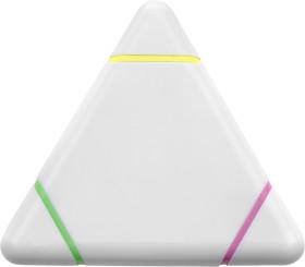 L'objet publicitaire Marqueur de texte Triangle