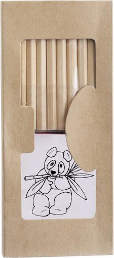 L'objet publicitaire Ensemble de dessin pour enfants