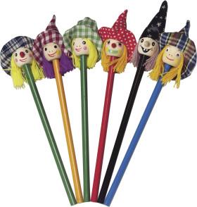 L'objet publicitaire Crayons assortis Heks