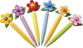 L'objet publicitaire Stylo à bille Flower
