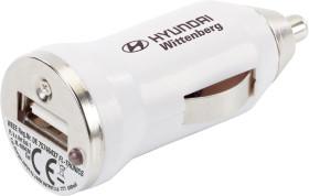 L'objet publicitaire Chargeur de voiture USB