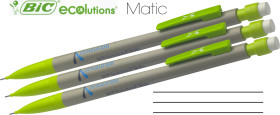 L'objet publicitaire Porte-mines BIC Ecolutions Matic