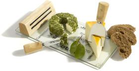 L'objet publicitaire Planche à fromage Camembert