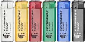 L'objet publicitaire Briquet Unilite Colourful