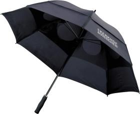 L'objet publicitaire Parapluie anti-tempête