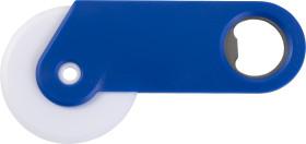 L'objet publicitaire Coupe pizza avec ouvre-bouteille