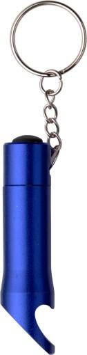 L'objet publicitaire Porte-clés/lampe de poche Trio