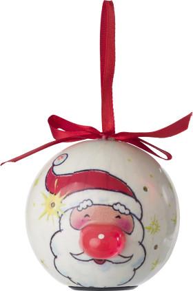L'objet publicitaire Boule de Noël avec LED
