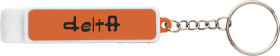 L'objet publicitaire Porte-clé décapsuleur avec Support pour téléphone