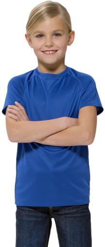 L'objet publicitaire T-shirt Cool Fit Enfants