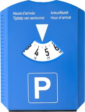 L'objet publicitaire Disque de stationnement/Grattoir