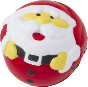 L'objet publicitaire Balle antistress Père Noël