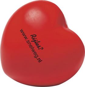 L'objet publicitaire Figurine anti-stress Coeur