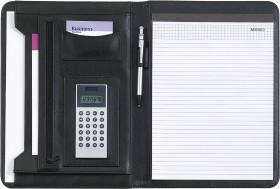 L'objet publicitaire Porte-documents A4 avec calculatrice dualpower