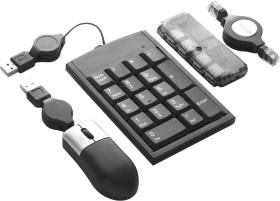 L'objet publicitaire Ensemble ordinateur portable de 4 pièces