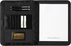L'objet publicitaire Porte-documents A4 Charles Dickens