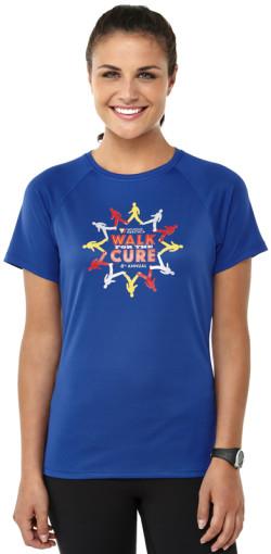 L'objet publicitaire T-shirt Cool Fit Dames