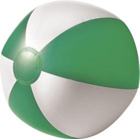 L'objet publicitaire Ballon de plage à gonfler