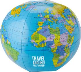 L'objet publicitaire Ballon de plage Globe