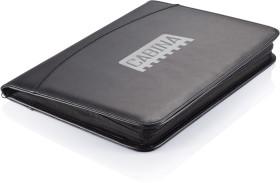 L'objet publicitaire Classeur conférencier Essential Zipper