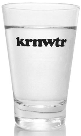 L'objet publicitaire Verres KRNWTR