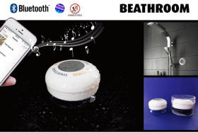 L'objet publicitaire Haut-parleur Bluetooth Beathroom